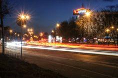 Feierabendverkehr an der Südlichen Ringstraße