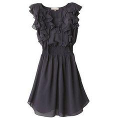 2bdb4ac8cc8b Ruffle Dress - Rebecca Taylor - Polyvore Black Ruffle Dress