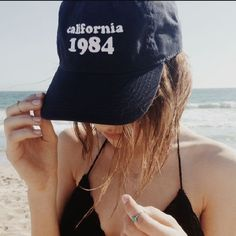 BRANDY MELVILLE CALIFORNIA BASEBALL CAP so cute! great condition Brandy Melville Accessories Hats