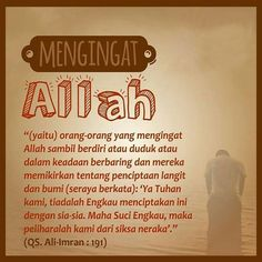 DUA HAL YANG MUDAH TAPI SEDIKIT YANG MELAKUKANNYA Islamic Messages, Islamic Quotes, Tafsir Al Quran, Doa Islam, Learn Islam, Islamic World, Quotes Indonesia, Alhamdulillah, Muslim