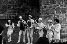 """""""Les croch'pieds"""", el espectáculo itinerante de Hydragon en Cir&Co Musica"""
