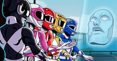 Power Rangers Animated TV Reboot Is Happening with a Dark Twist -- Adi Shankar is developing a gritty animated Power Rangers series that will retell the first three season of the original show. -- http://tvweb.com/power-rangers-animated-tv-reboot-dark-adi-shankar/