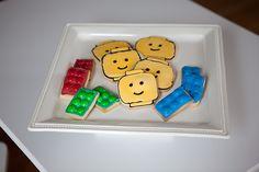 Ideas for a Lego-themed birthday party.