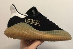 Adidas Kamanda, to release in 2018... maybe