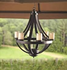 Some Sort Of Battery Operated Chandelier Gazebo Chandelier Battery Operated Chandelier Gazebo Lighting