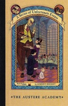 The Series Of Unfortunate Events book 5