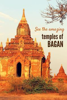 "BAGAN, Myanmar | See hundreds upon hundreds of brick-red and honey-colored pagodas shimmering in the baking sun. Feel the dust kicked up by horse-drawn buggies carrying shutter-happy tourists around the parched Bagan plains. Imagine the ""gilded city alive with tinkling bells and the swishing sounds of monks' robes"" that Marco Polo encountered here. And eye more"