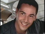 keanu reeves in Speed he was so hot in that movie