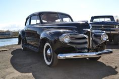 1941 Dodge Luxury Liner 2 door sedan | eBay