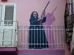 murales , Sardegna - Italia