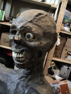 A pretty detailed photo walk through of building a corpse prop from scratch    Remember to check out our halloween store http://deals.dreadcentral.com