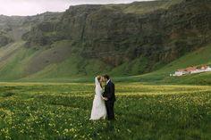 bröllopsfotografering Island