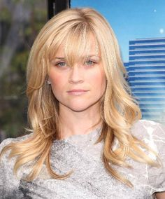 whispy bangs. i would want them a little shorter. i can look fierce without little pieces of hair poking me.