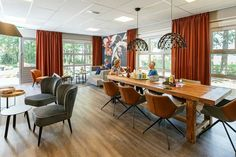 Conference Room, Van, Table, Furniture, Home Decor, Decoration Home, Room Decor, Tables, Home Furnishings