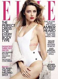 Elle USA Julho 2015 – Alee Fashiion