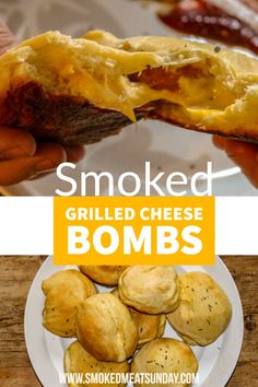 Easy Cheesy Grilled Cheese Bombs - Kid Friendly and Mommy Approved smoked grilled cheese bombs - kid recipe - barbecue recipes for kids - pellet grill - smoked treats Traeger Recipes, Barbecue Recipes, Pizza Recipes, Grilling Recipes, Healthy Recipes, Keto Recipes, Keto Desserts, Cheese Recipes, Lunch Recipes