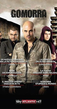 Gomorrah (TV Series 2014– ) photos, including production stills, premiere photos and other event photos, publicity photos, behind-the-scenes, and more.
