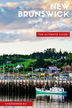The Ultimate travel guide to the province of New Brunswick in Canada's Maritimes. Learn the best things to do, restaurants, hotels, and the best places to visit in NB, in Atlantic Canada. Travel Guides, Travel Tips, Travel Advice, New Brunswick Canada, Visit Canada, Canada Trip, Canada Cruise, Canada Destinations, Atlantic Canada