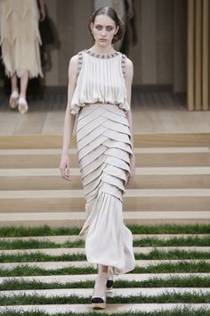 Chanel | Haute Couture - Spring 2016 | Look 50