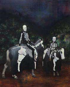 Accompanied by death, Johnny Hoglund