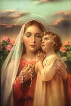 Nuestra Señora del Rosario o Virgen del Rosario es una advocación que se celebra el 7 de octubre