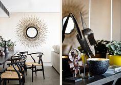 #adelaidebragg #interiordesign #sydneyapartment #contemporaryliving #dining Wishbone Chair, Hanging Chair, Apartments, Dining, Interior Design, Projects, Furniture, Home Decor, Nest Design