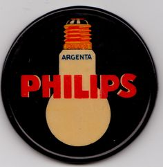 PLENTY OF DIFFERENT WAYS TO ADVERTISE WITH PHILIPS COMPANY - ON POCKET MIRRORS Packaging, Outdoor Signs, Lamp Light, Advertising, Button Badge, Radios, Mirrors, Nostalgia, Culture