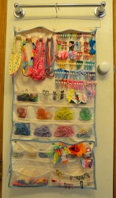 Organize It: Our Kid Hair Accessory Storage Solution « Intrepid Murmurings