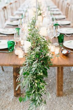 Image Result For Long Narrow Table Wedding Flowers Penny Gum Wedding Reception Flowers Table Runners Wedding Long Table Wedding