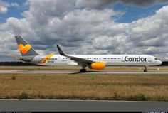 Condor Boeing 757-330  D-ABOC (cn 29015/818) New sticker, advertising Hannover as the airport for holidays in the north of Germany.