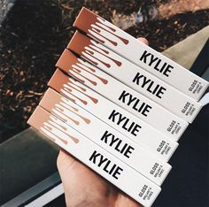 Glosses by Kylie Jenner
