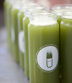 Puree Juice Bar...Bethesda, MD LOVE the 24K juice (part of a 3-day cleanse)