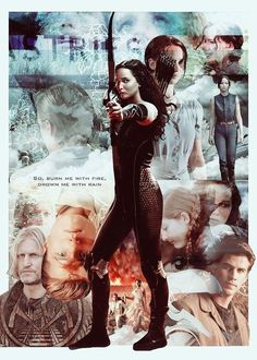 Tributes To The Hunger Games