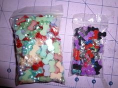 Nail bows.. we can work something out :)