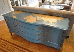 Fundamental Living: Remember my dresser....