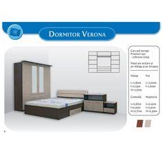 Dormitor Verona Verona, Entryway, Interior, Furniture, Home Decor, Bedroom, Entrance, Decoration Home, Indoor