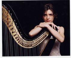 Catrin Finch, Welsh harpist