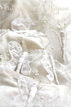 Lace Butterflies