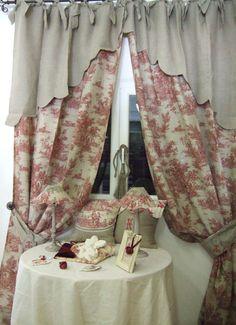ambiance toile de jouy on pinterest toile de jouy lace lamp and d. Black Bedroom Furniture Sets. Home Design Ideas