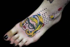 Pop art tattoos on pinterest comic tattoo cartoon - Roy lichtenstein obras ...