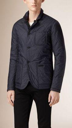 Reversible Military Quilt Blazer Cotton Blazer, Men s Coats And Jackets,  Casual Looks, Men 3f90eda4ed64