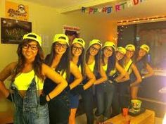 DIY: 4 Halloween Costumes For Sorority Ladies | College Lifestyles