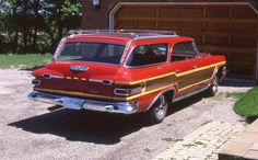 1962 Chrysler New Yorker 4 door hardtop wagon