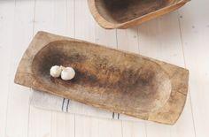 dough bowl wooden sold