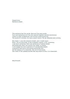 improve your writing pdf