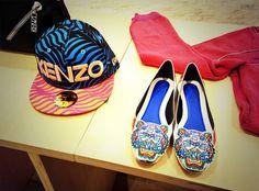 KENZO Kenzo, Slip On, Sneakers, Shopping, Shoes, Fashion, Trends, Tennis, Moda