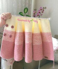 emeğe karşı beğeni ve yorumlarınızı eksik etmeyin lütfen 🙈🙈 ph. Baby Cardigan Knitting Pattern, Knitted Baby Cardigan, Knitted Baby Clothes, Hand Knitted Sweaters, Baby Sweaters, Baby Knitting Patterns, Knitting Designs, Crochet Baby Poncho, Knit Baby Dress