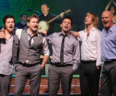 Celtic Thunder... A Place in the Choir :)