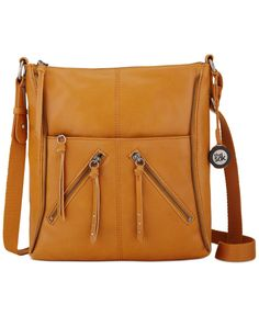 f44b79d94890 The Sak Iris Leather Crossbody Handbags   Accessories - Macy s