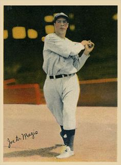 joe dimaggio baseball cards | 1936 R312 Joe DiMaggio #20 Baseball Card Joe Dimaggio, Baseball Card Values, Baseball Cards, Sports Baseball, New York Yankees, Back In The Day, Trading Cards, Nhl, Marilyn Monroe